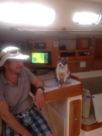 Smudge assisting with Navigation