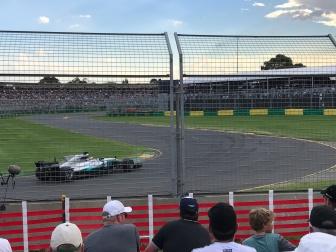 Williams Q1