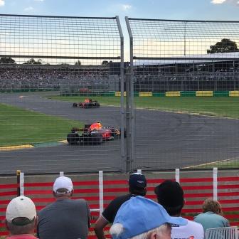 Verstappen & Ricciardo Q2