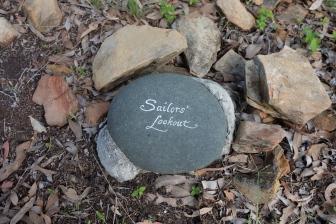 track marker