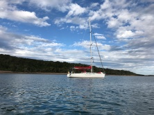 WDS at anchor