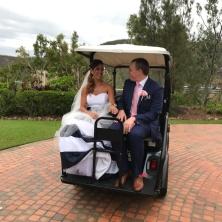 Hamilton wedding transport