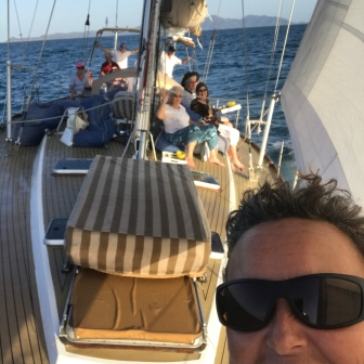 Sip'n and Sail'n on Pilgrim