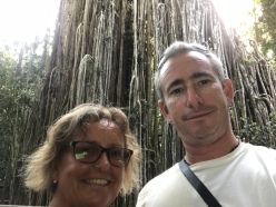 selfie and fig