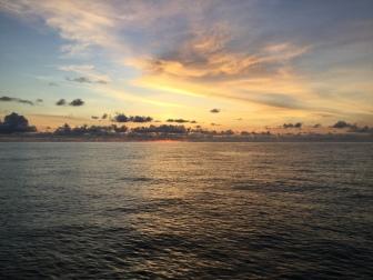 Dawn in Van Diemen Gulf