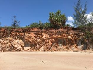 Drippingstone Cliff